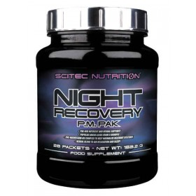 Night Recovery P.M. Pak 28 Packs Scitec Nutrition