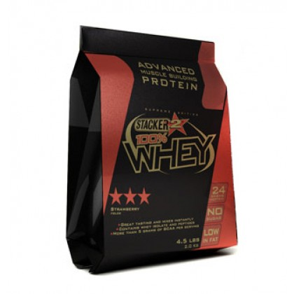 100 WHEY PROTEIN STACKER-2