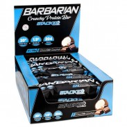 Barbarian Crunchy Protein Bar 55g Barra Stacker2