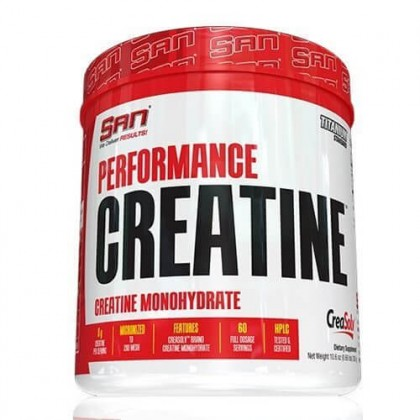 Creatine Performance 300g Monoidrato San - CorposFlex