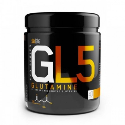 GL5 Glutamina 200g StarLabs Nutrition