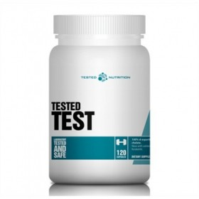 Test 120 caps DAA Formula Natural Tested Nutrition