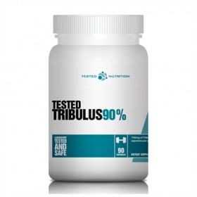 Tribulus 90% 90 caps Tested Nutrition