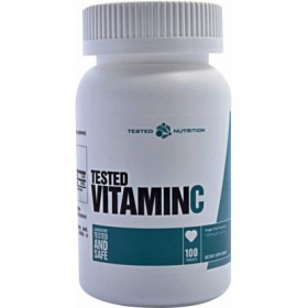 Vitamin C 100 tabs Tested Nutrition