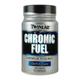 Chromic Fuel (200mcg) 100caps Twinlab