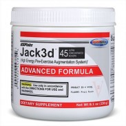 Jack3d Advanced Formula 230g USP Labs