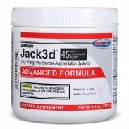 Jack3d Advanced Formula 230g USP Labs