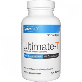 Ultimate-t 120 cápsulas Testosterona USP Labs