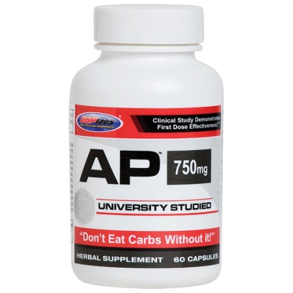Anabolic Pump 60 capsulas (AP) 750mg USP Labs