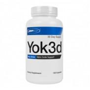 Yok3d 120 cápsulas Óxido Nítrico USP Labs