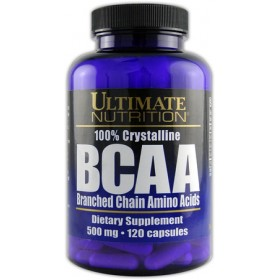 BCAA 120 Caps 500mg Ultimate Nutrition