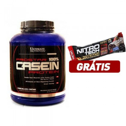 Prostar 100 Casein 2270g Ultimate Nutrition