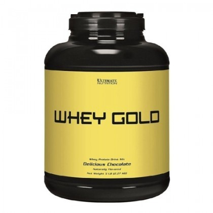 Whey Gold 2.27kg Proteína Ultimate Nutrition