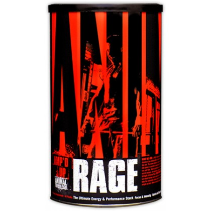 Animal Rage 44 Packs Universal Nutrition