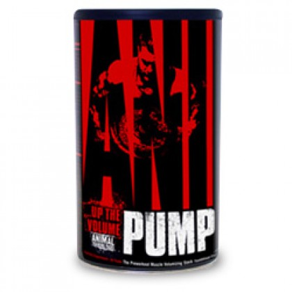 Animal Pump 30 Packs Efeitos Universal Nutrition