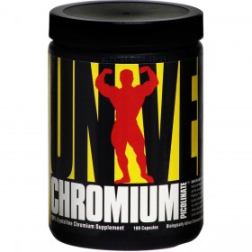 Chromium Picolinate 100 caps Universal Nutrition