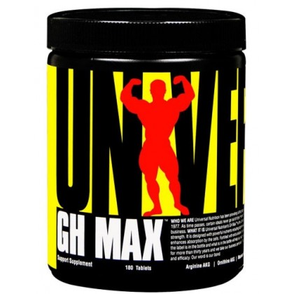 GH Max 180 tabs Universal Nutrition
