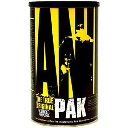 Animal Pak 44 Packs Resultados Universal Nutrition