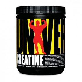 Creatine powder 500g resultados Universal