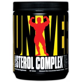 Natural Sterol Complex 120 caps Universal Nutrition