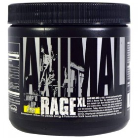 Animal Rage XL 150g 30 doses Universal Nutrition
