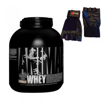 Animal Whey proteina 1.81kg / 4lb Universal Nutrition