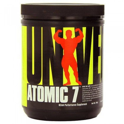 Atomic 7 Para Que Serve Tomar Universal Nutrition