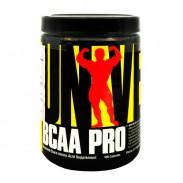 BCAA Pro 100 caps Efeitos Universal Nutrition