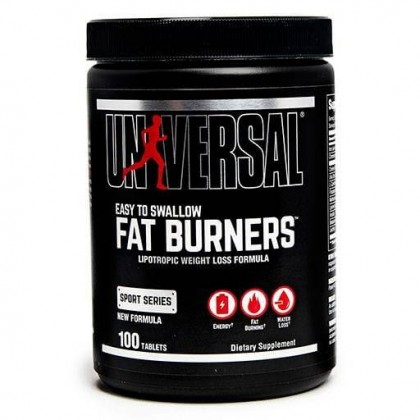 Fat Burners 100 tabs Perder Peso Universal Nutrition