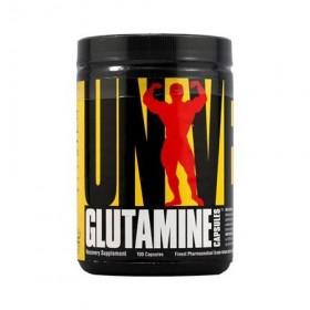 Glutamine 100 caps 750mg Como Tomar Universal Nutrition