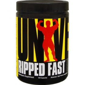 Ripped Fast 120 cápsulas Universal Nutrition