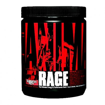 Animal Rage Powder 315g Universal Nutrition