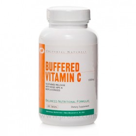 Vitamin C Buffered 1000mg 100 tabs Universal