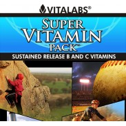 Super Vitamin Pack 30 Packs 180 tabs Vitalabs