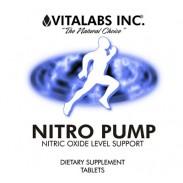 Nitro Pump 90 tabs Vitalabs