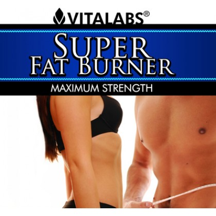 Super Fat Burner 90caps Vitalabs