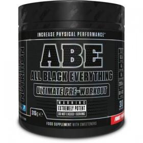 ABE 315g em Pó Efeitos Como Tomar Applied Nutrition