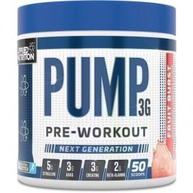 Pump 3G 375g Pré-treino Applied Nutrition - CorposFlex