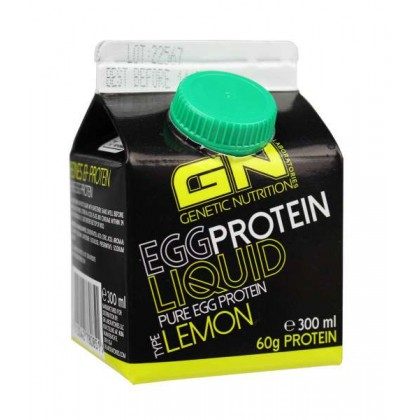 Egg Protein 300ml Liquida RTD Genetic Nutrition