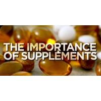 Importancia dos suplementos alimentares desportivos para corpo