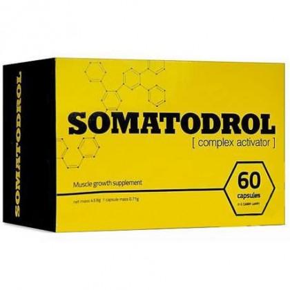 Somatodrol 60 caps Comprar Portugal Iridium Labs
