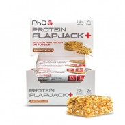 Protein Flapjack+ 75g Snack Barra PhD Nutrition