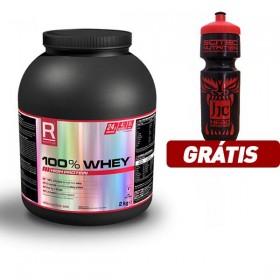 100 Whey 2kg Proteína Reflex Nutrition