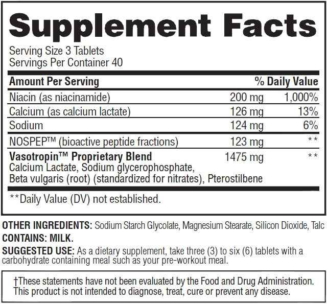 gaspari-vasotropin-facts