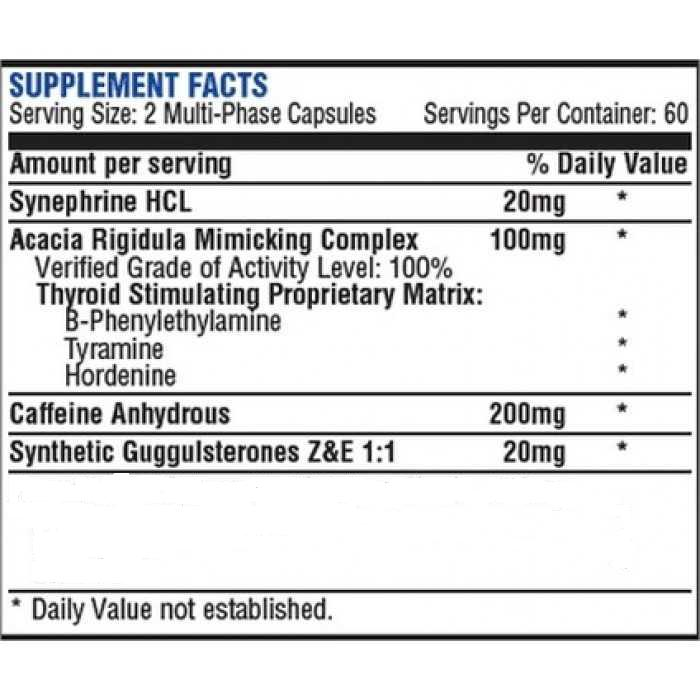 nutrex-lipo-6x-120-caps-supplement-facts