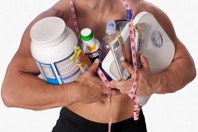 Suplementos Musculares