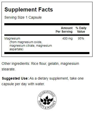 swanson-triple-magnesium-complex-100-capsules-supplement-facts